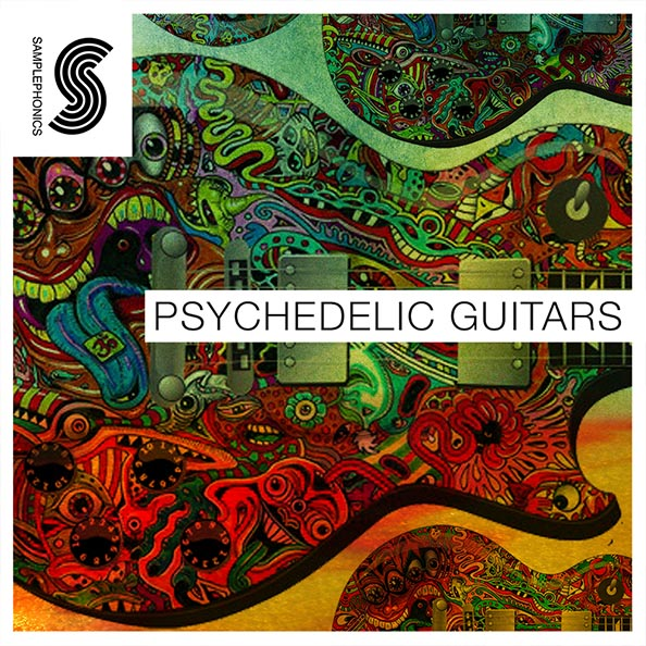 Psychedelic Guitars