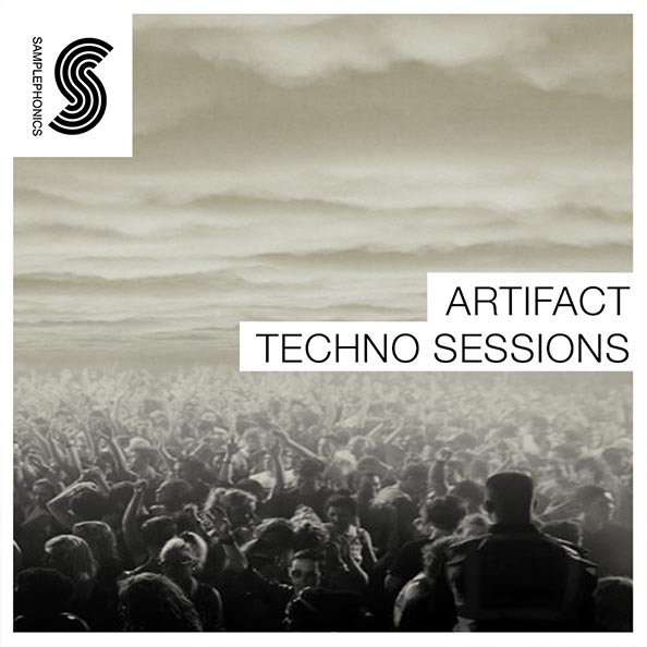 Artifact techno 1000x1000