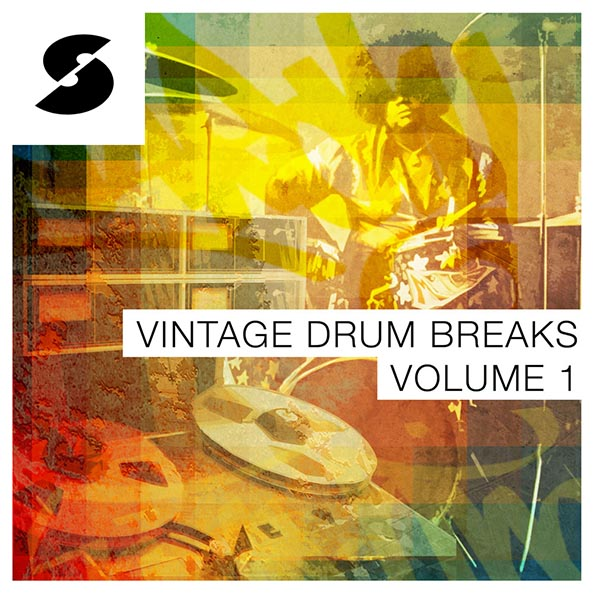 Vintage drum breaks email