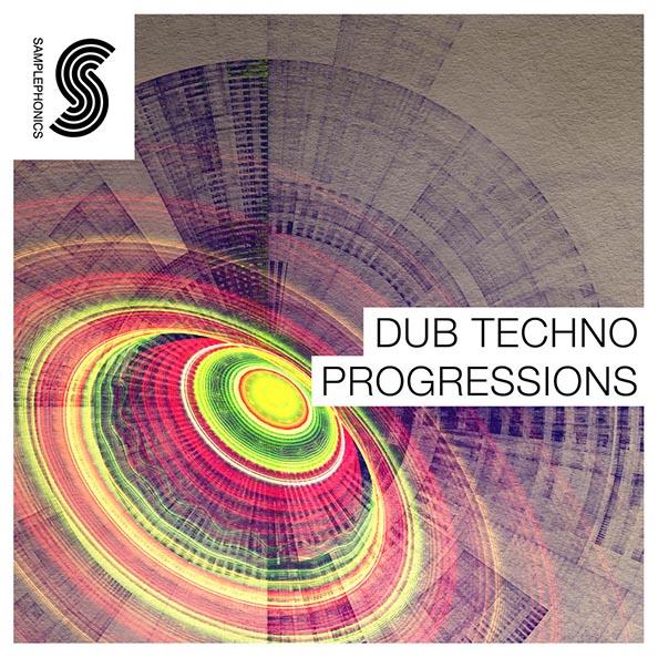 Dub Techno Progressions Techno Sample Pack, Royalty Free 24-Bit Wav