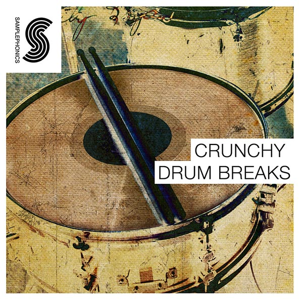 Crunchy drum breaks 1000
