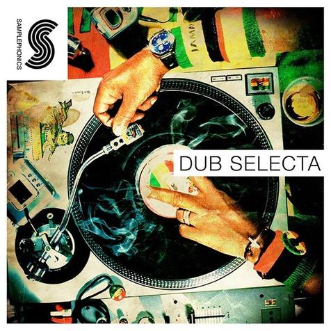 Dub Selecta Reggae Sample Library, Royalty Free 24-Bit Wav Download