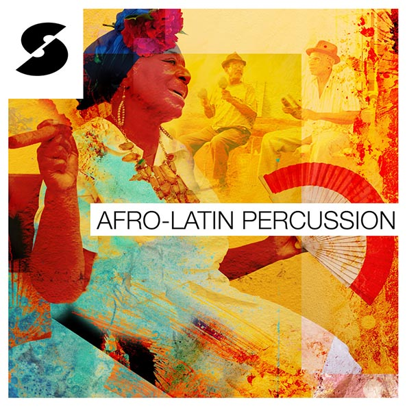 Afro latin percussion 1000