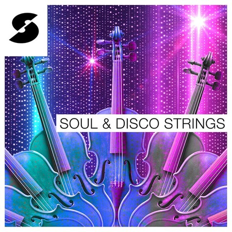Disco Phrases Loops and Samples Library, 100% Royalty Free
