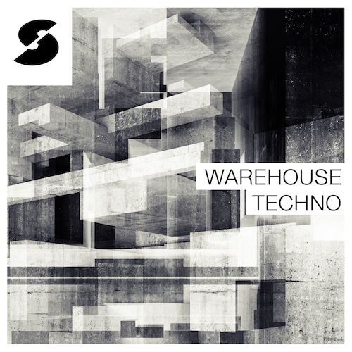 Warehouse techno desktop email