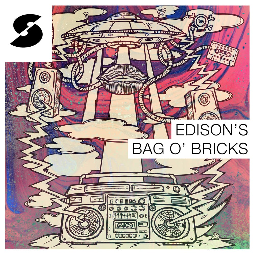 Edison's Bag o' Bricks