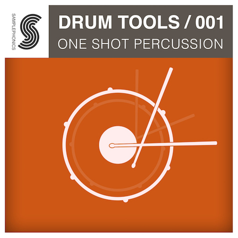 Drum Tools 001 // One Shot Percussion