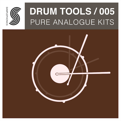 Drum Tools 005 // Pure Analogue Kits