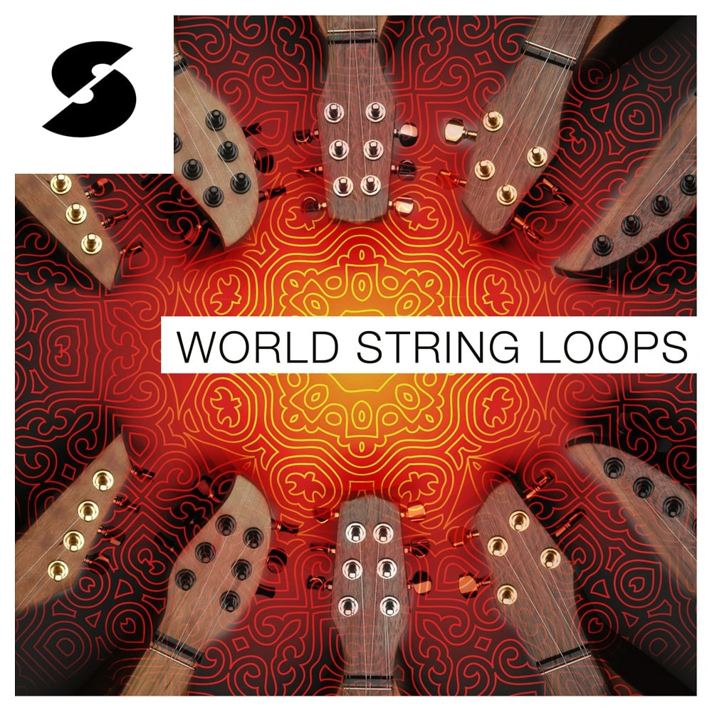 World string loops desktop email