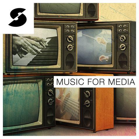 Music For Media Film Sample Pack, Royalty Free 24-Bit Wav