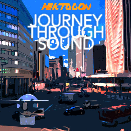 Journey through sound artwork