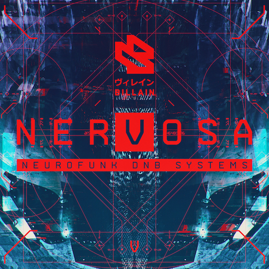 Nervosa cover art