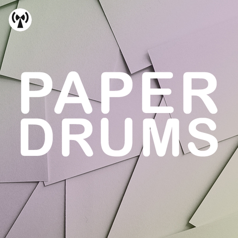 Paperdrums art