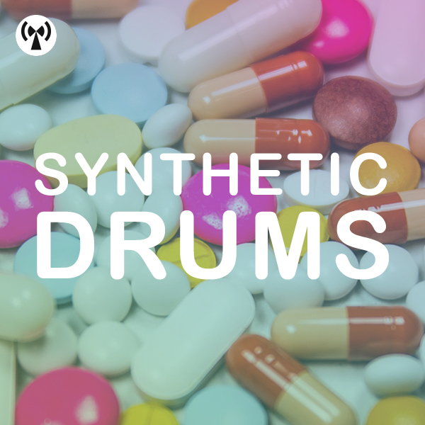Syntheticdrums art