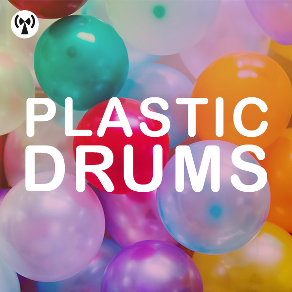 Plastic drums artwork