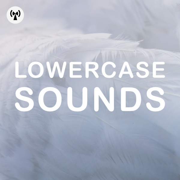 Lowercasesounds artwork