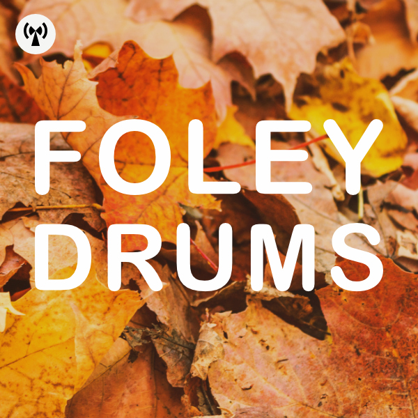 Foleydrums artwork