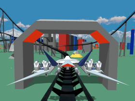 Starwing: The Ride