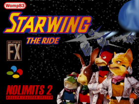 Starwing: The Ride (flying)