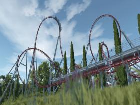 Firestorm - Vekoma Concept