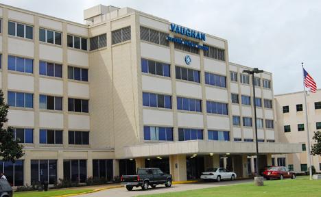 Vaughan Regional Medical Center logo
