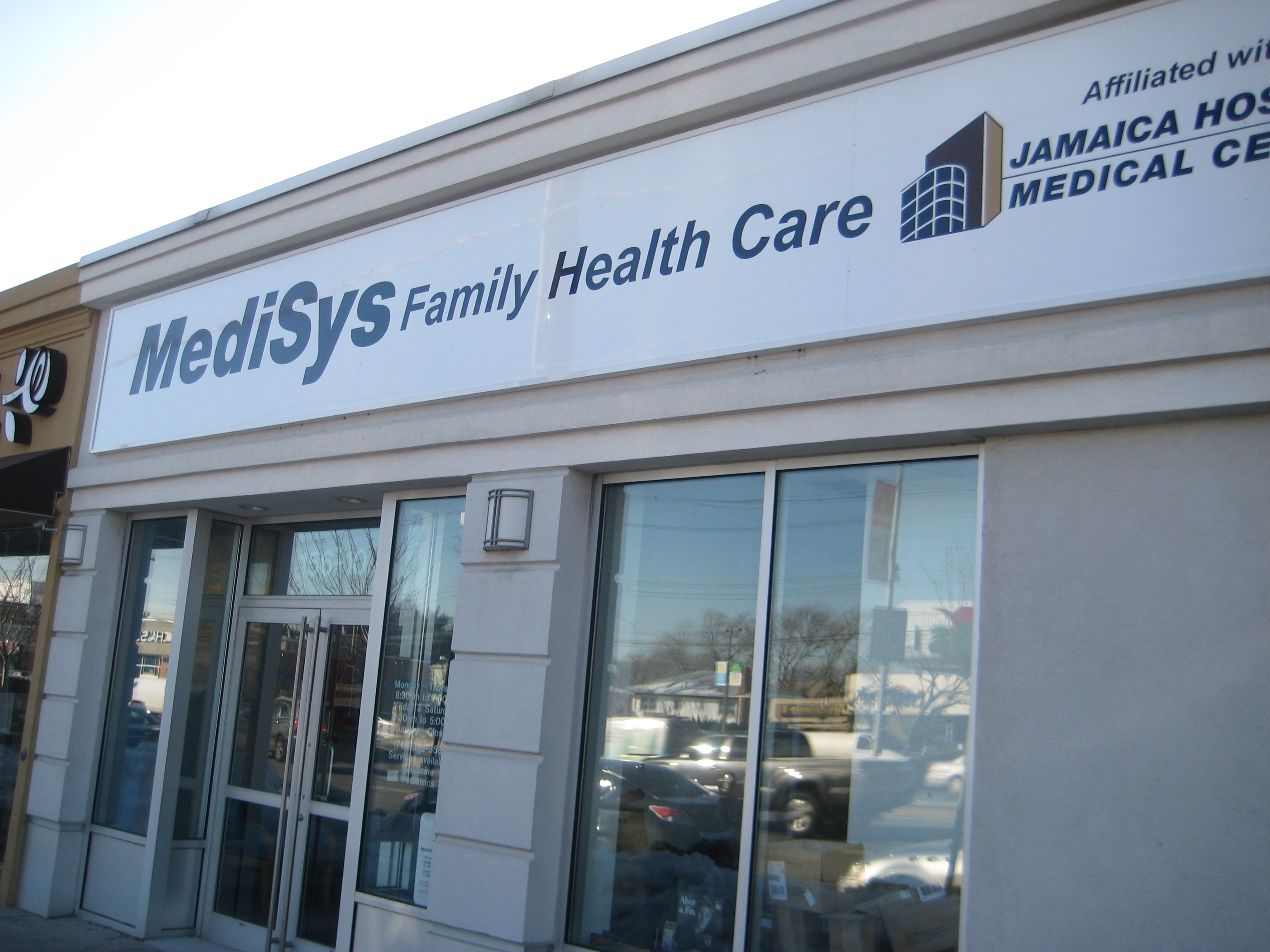 MediSys, East New York - Nomad
