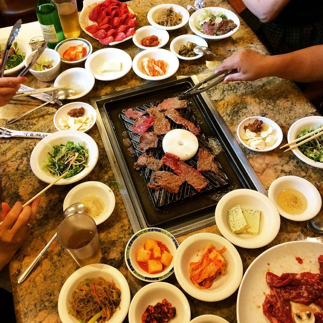 Seoul Garden Restaurant: Visual Menu/Reviews by Food Bloggers ...