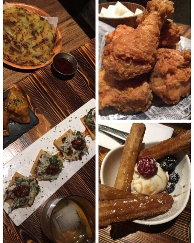 Barn Joo 35 Visual Menu Reviews By Food Bloggers Instagrammers