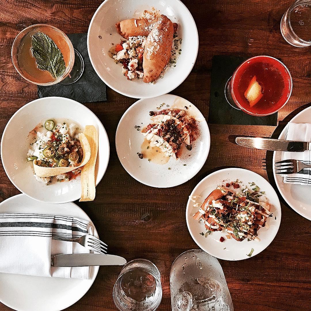 Publico Street Bistro & Garden: Visual Menu/Reviews by Food Bloggers ...