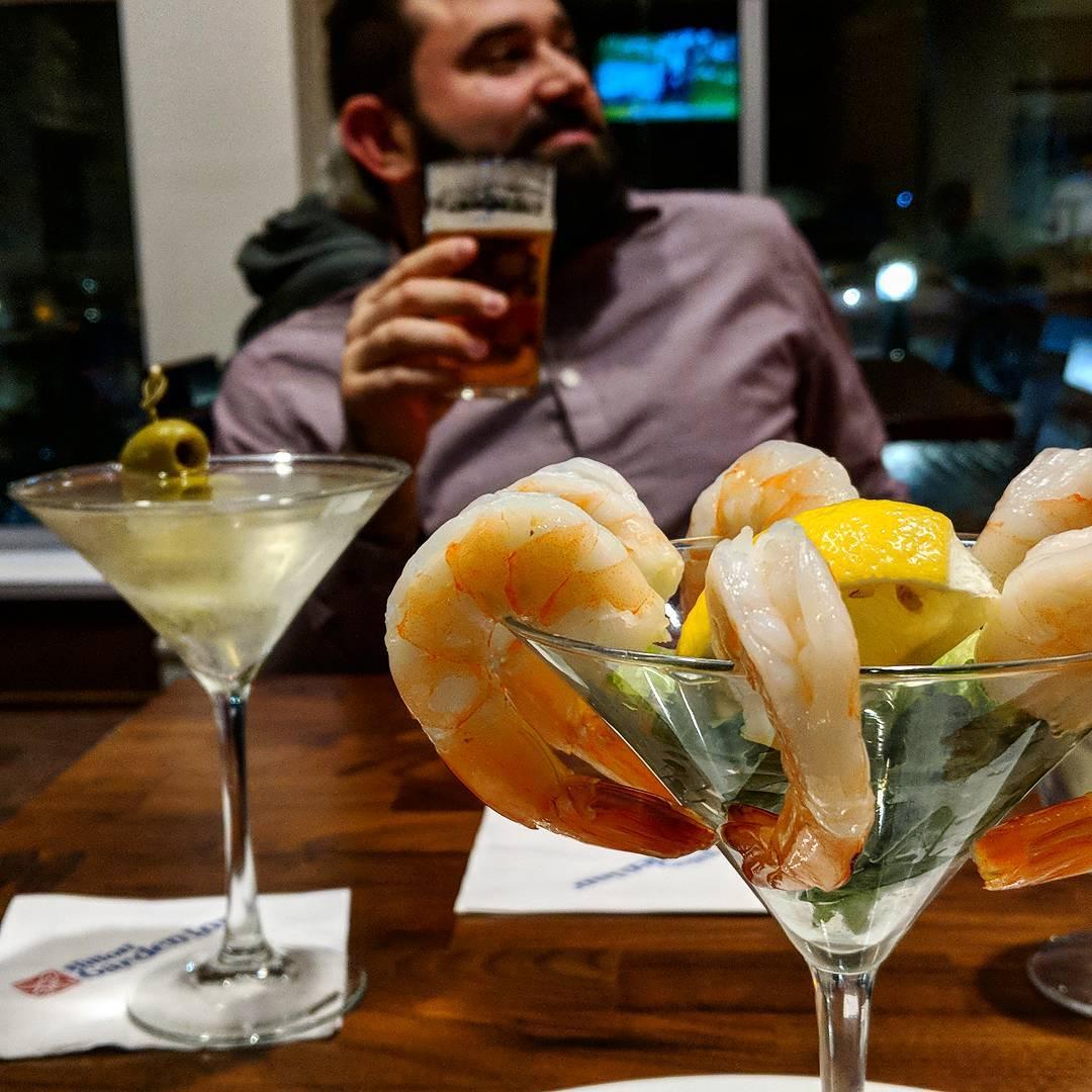 Hilton Garden Inn Boston Logan Airport: Visual Menu/Reviews by Food ...