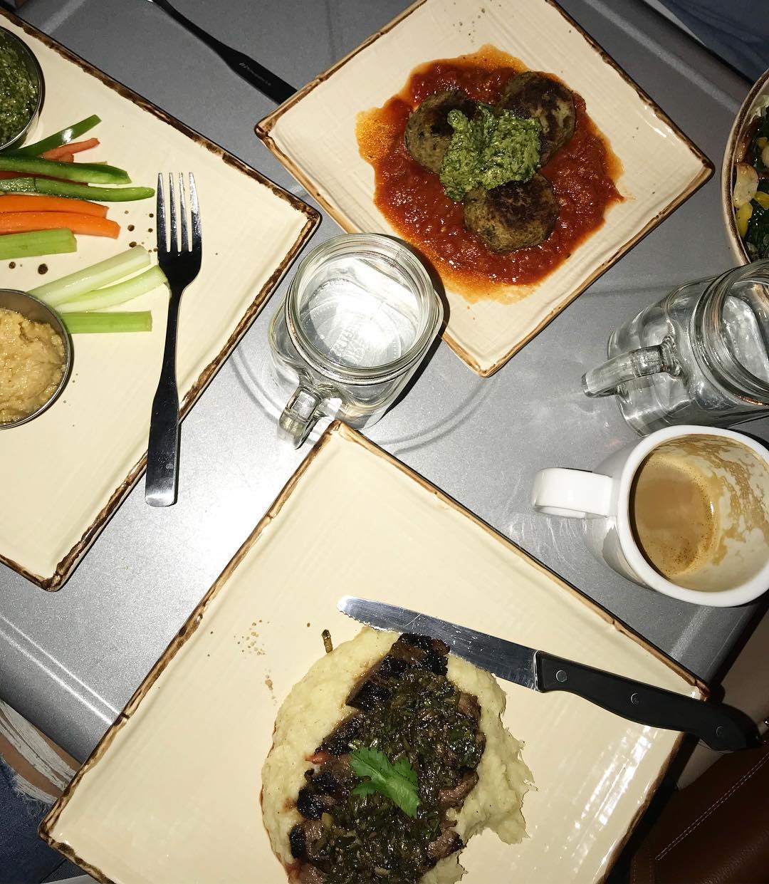 Primal Kitchen: Visual Menu/Reviews by Food Bloggers/Instagrammers