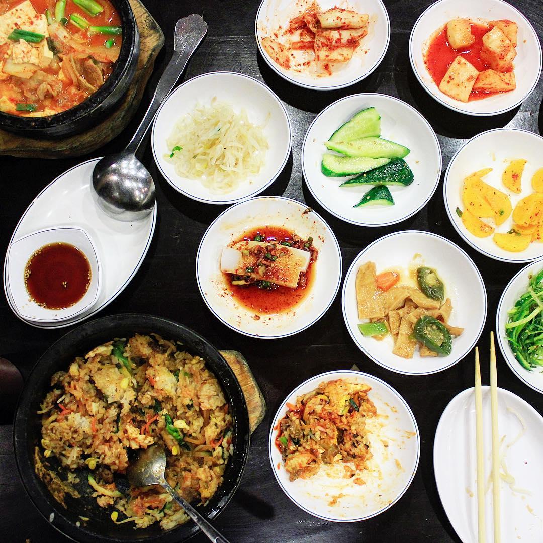 seoul garden restaurant visual menureviews by food bloggersinstagrammers - Seoul Garden Menu