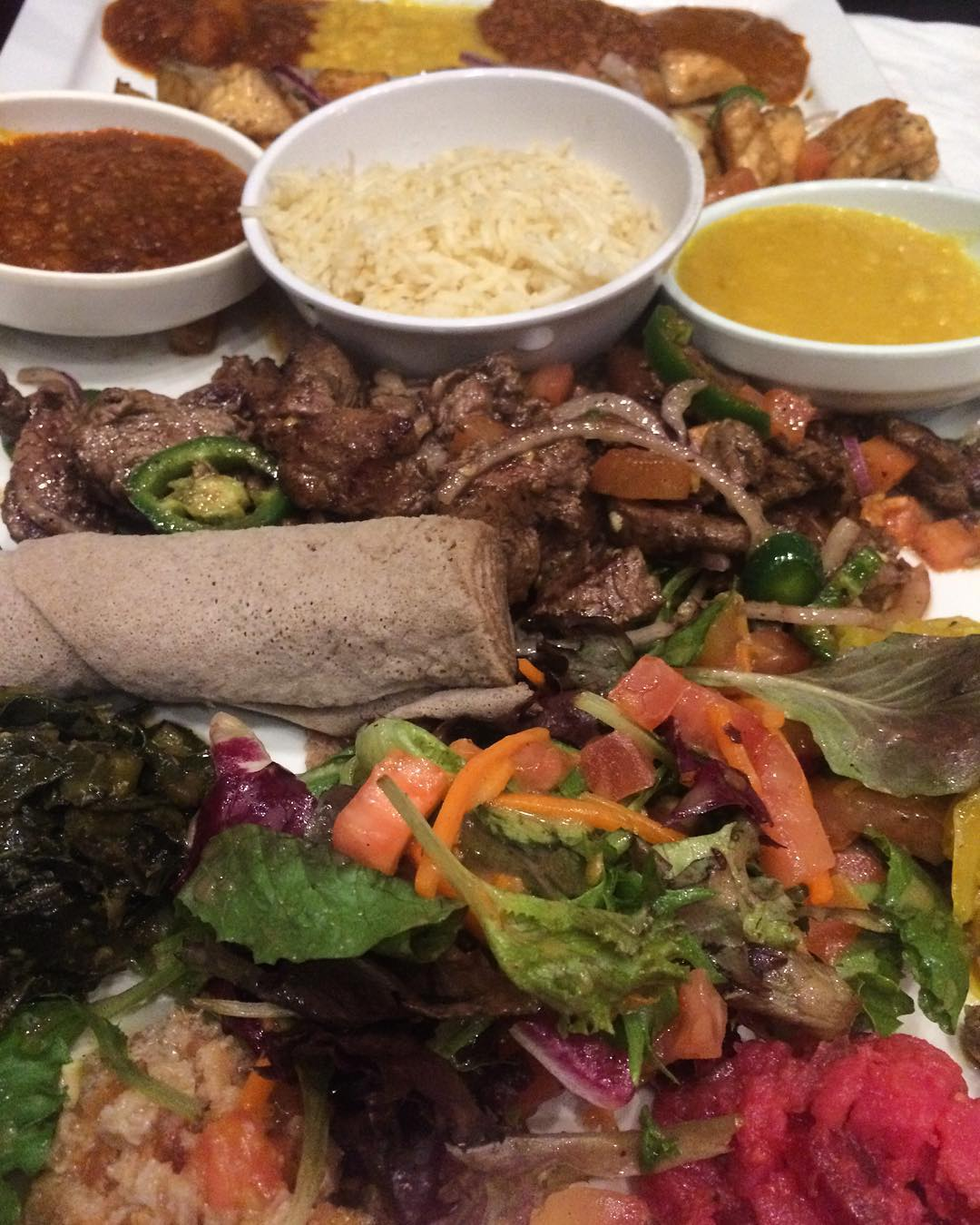desta ethiopian kitchen visual menureviews by food bloggersinstagrammers - Desta Ethiopian Kitchen