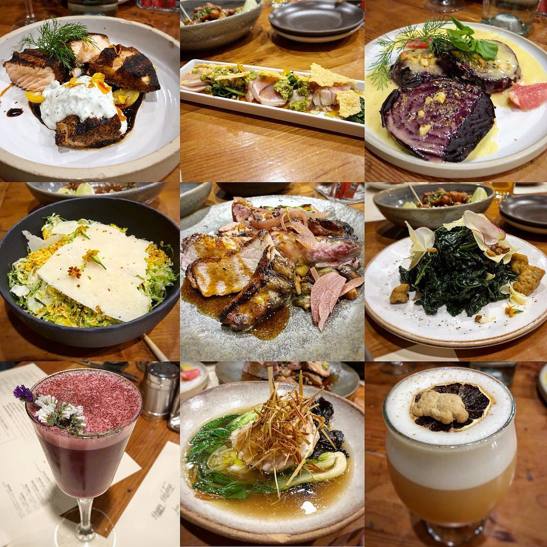 Orchard City Kitchen: Visual Menu/Reviews by Food Bloggers/Instagrammers