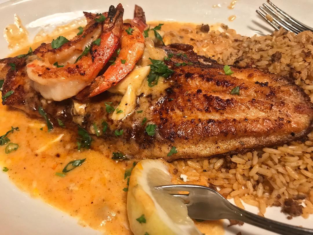 pappadeaux seafood kitchen visual menureviews by food bloggersinstagrammers - Pappadeaux Seafood Kitchen Menu