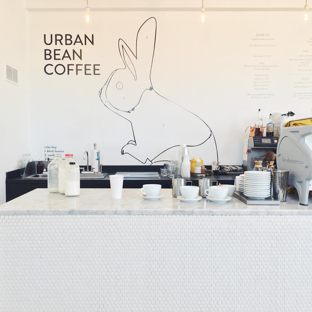 urban bean visual menu reviews by food bloggers instagrammers