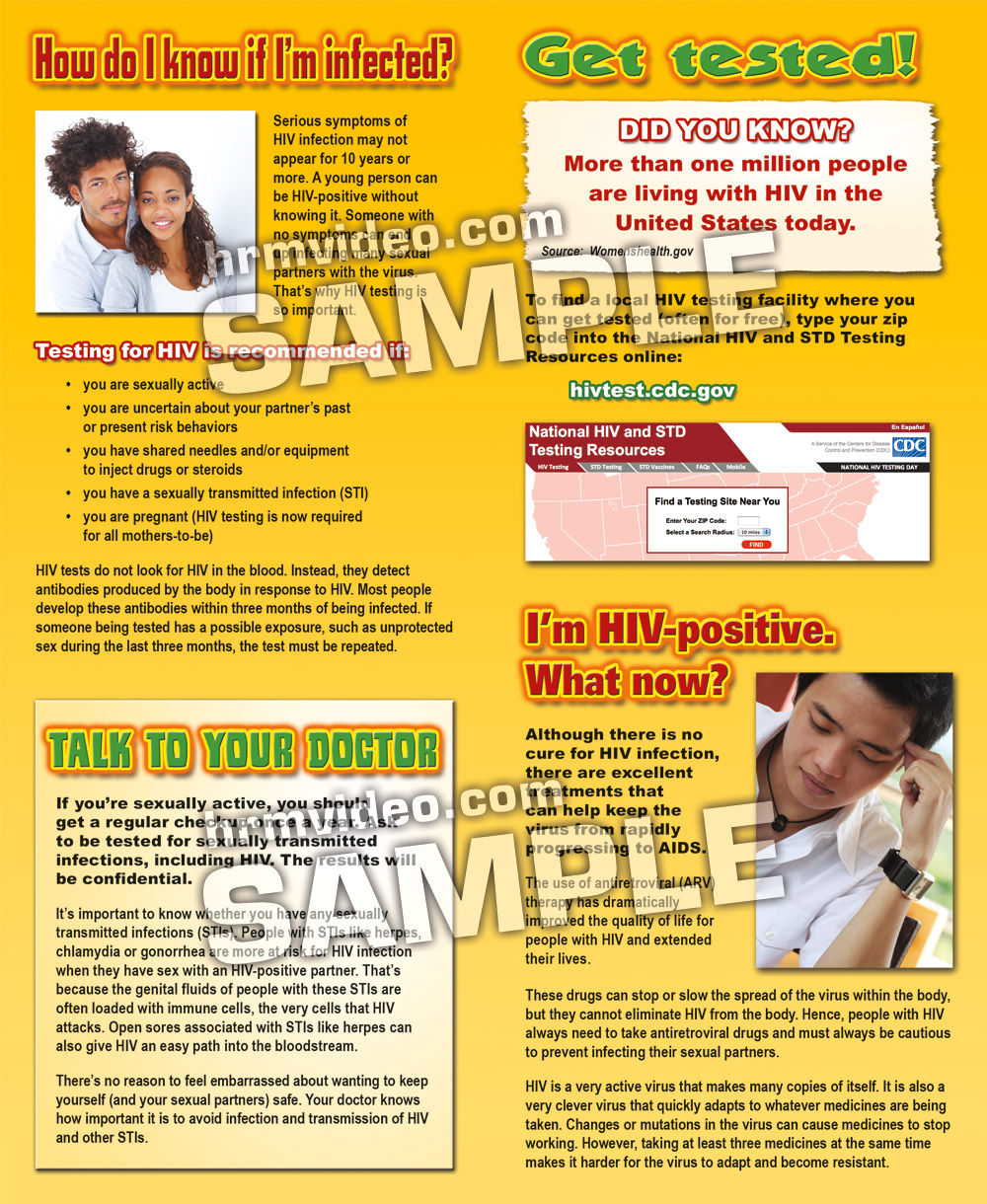 Hiv Pamphlet Related Keywords & Suggestions - Hiv Pamphlet ...