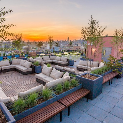 035 17 monitor street   rooftop sunset 2
