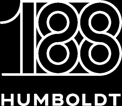 188humboldt logo white
