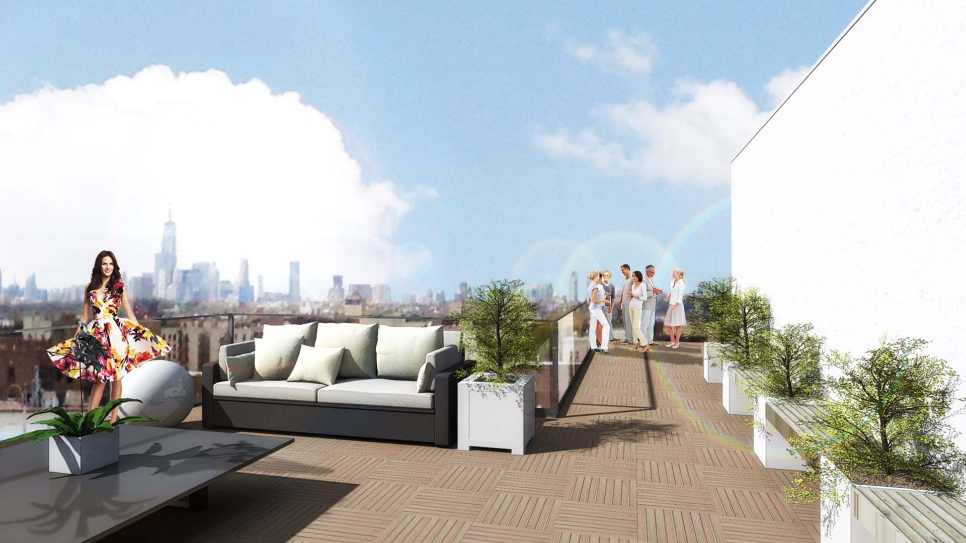 1769 east 13th street rooftop