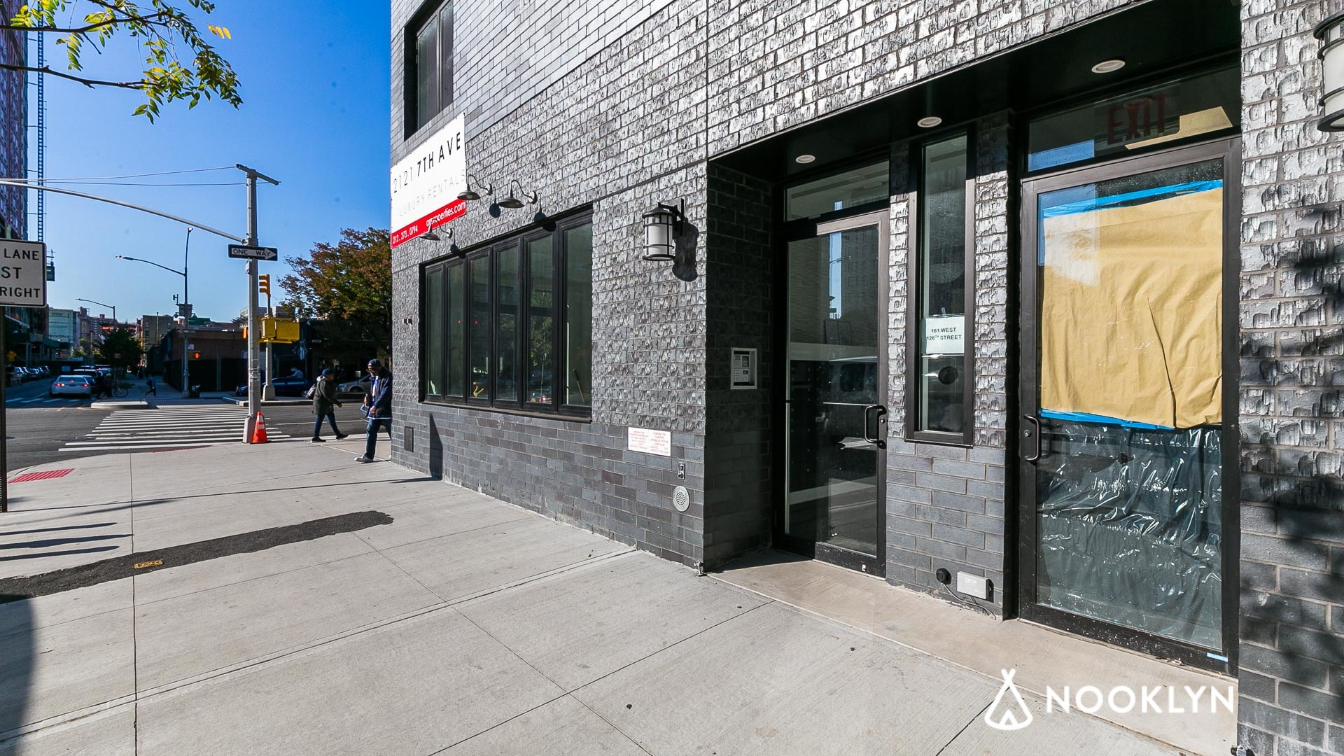 2121 adam clayton powell jr. blvd building front and laundry 2