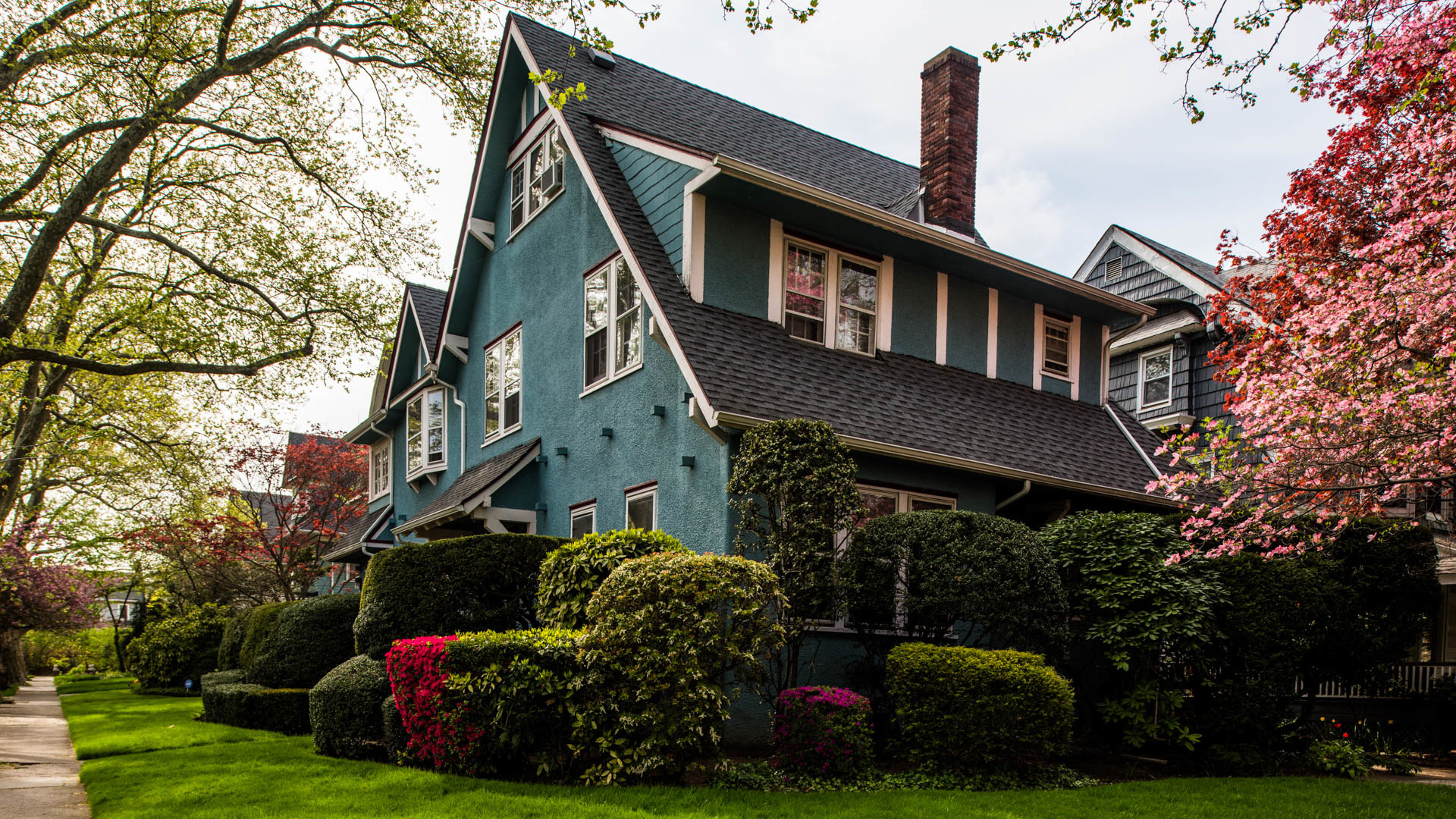 Ditmas park houses spring 49