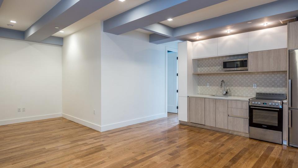 A $2,399.00, 2 bed / 1 bathroom apartment in Bushwick