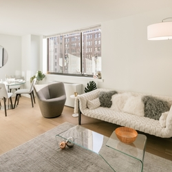 A $4,731.00, 1 bed / 1 bathroom apartment in Chelsea