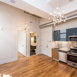 A $2,550.00, 2 bed / 1 bathroom apartment in Bed-Stuy