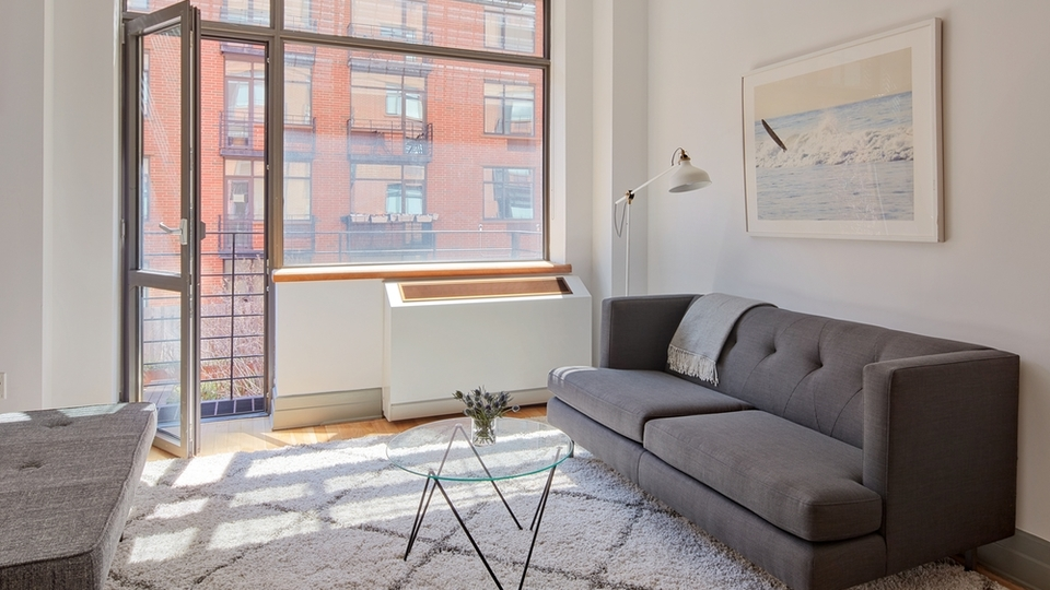 A $3,263.00, 1 bed / 1 bathroom apartment in Brooklyn Heights