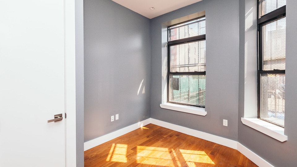 A $2,250.00, 2 bed / 1 bathroom apartment in Bed-Stuy