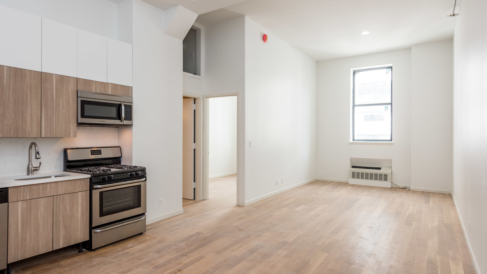 A $2,291.00, 1 bed / 1 bathroom apartment in Bushwick