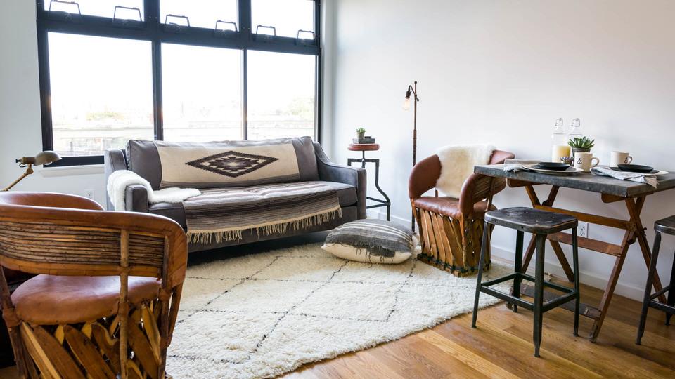 A $2,805.59, 2 bed / 1 bathroom apartment in Bushwick