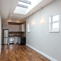 A $2,400.00, 2 bed / 1 bathroom apartment in Bushwick